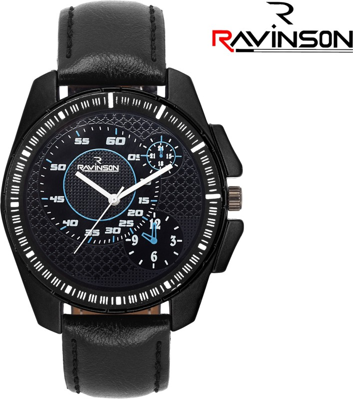 RAVINSON R1704NL01 Casual Analog Watch For Men