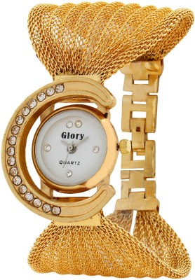 Glory G-0008 Modest Analog Watch  - For Women