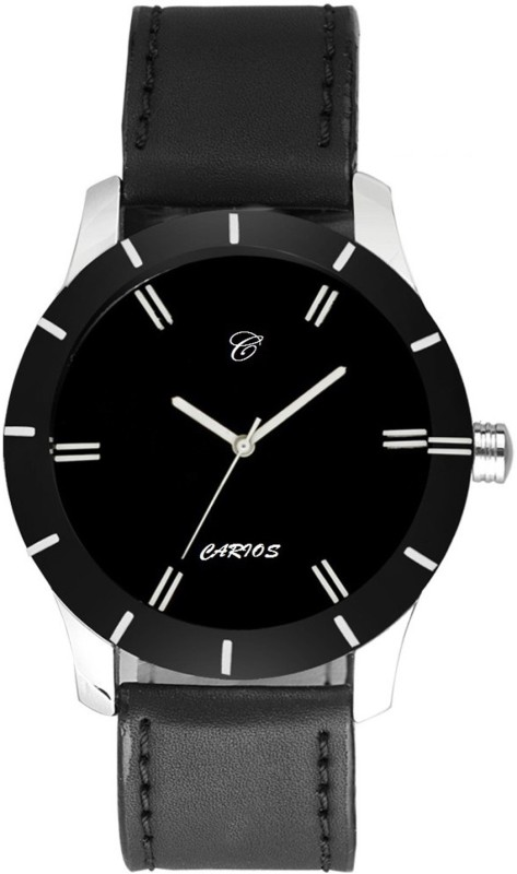 CARIOS CR1002 Dark Black Edition Analog Watch For Men
