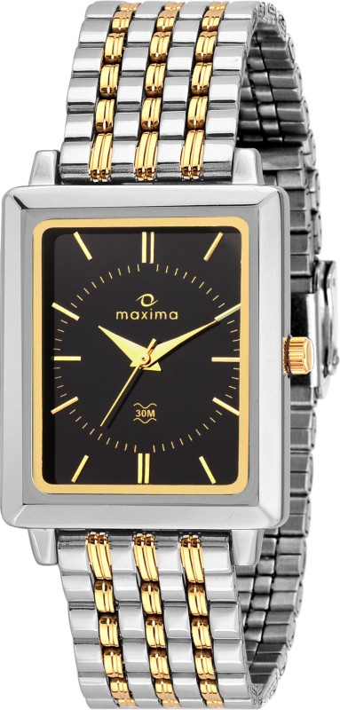Maxima 43132CMGT Analog Watch For Men