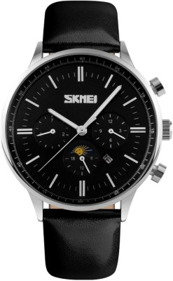 Skmei Gmarks-7119-Black Sports Analog Watch - For Men & Women