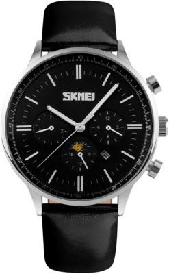 Skmei Gmarks-7119-Black Sports Analog Watch - For Men & Women