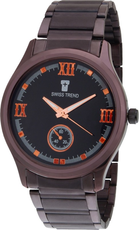 Swiss Trend ST2127 Robust Analog Watch For Men