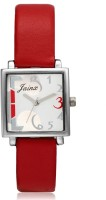 JAINX JWR502 Square Grey Dial Analog Watch For Women