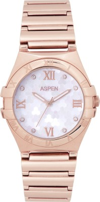 Aspen AP1999 Analog Watch - For Women