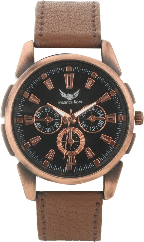 Maurice Kors MKM SG028 ROYAL Analog Watch For Men