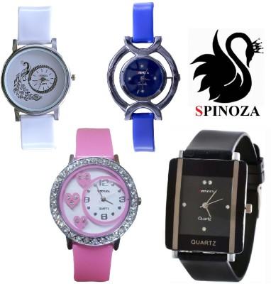 SPINOZA Beautiful Analog Watch  - For Women