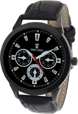 Swiss Trend ST2035 Latest Trend Analog Watch  - For Men, Boys
