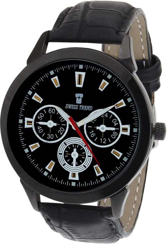 Swiss Trend ST2035 Latest Trend Analog Watch For Men