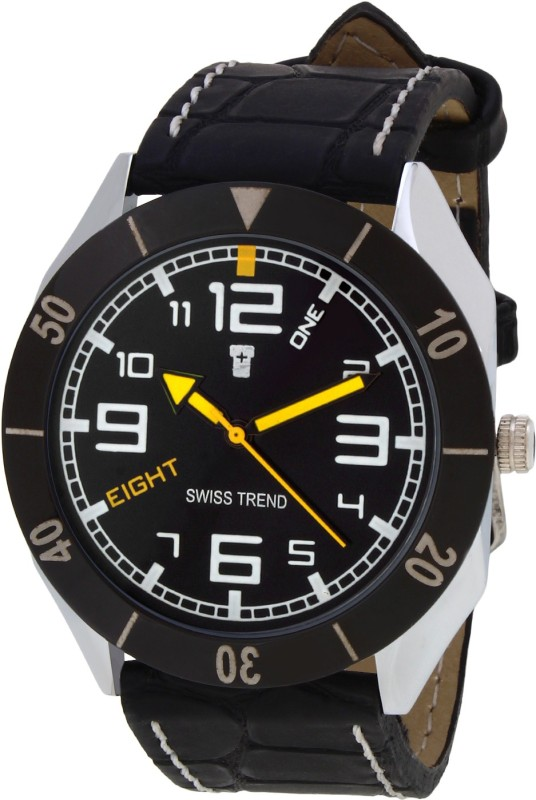 Swiss Trend ST2141 Sporty Analog Watch For Men