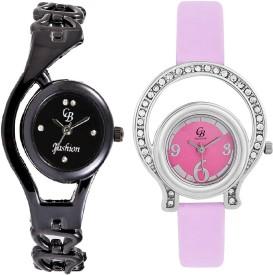 CB Fashion 128-218 Analog Watch - For Women