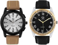 CB Fashion 206 208 Analog Watch For Men