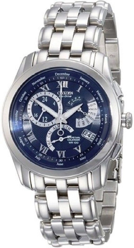 Citizen BL8007 55L Eco Drive Analog Watch For Men