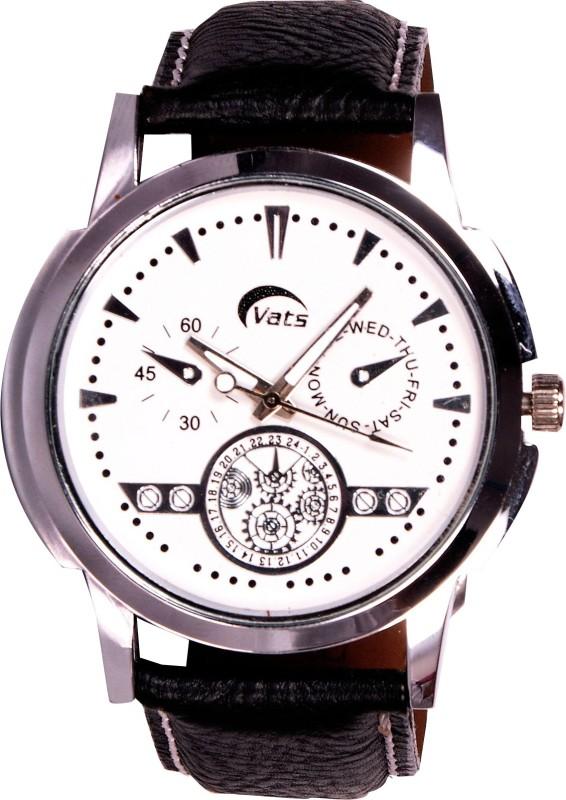 Vats SSV007SD Analog Watch For Men