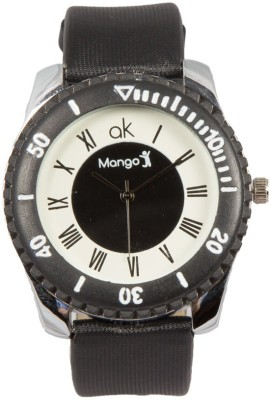 Mango People Contemporary Color Analog Watch  - For Men, Boys