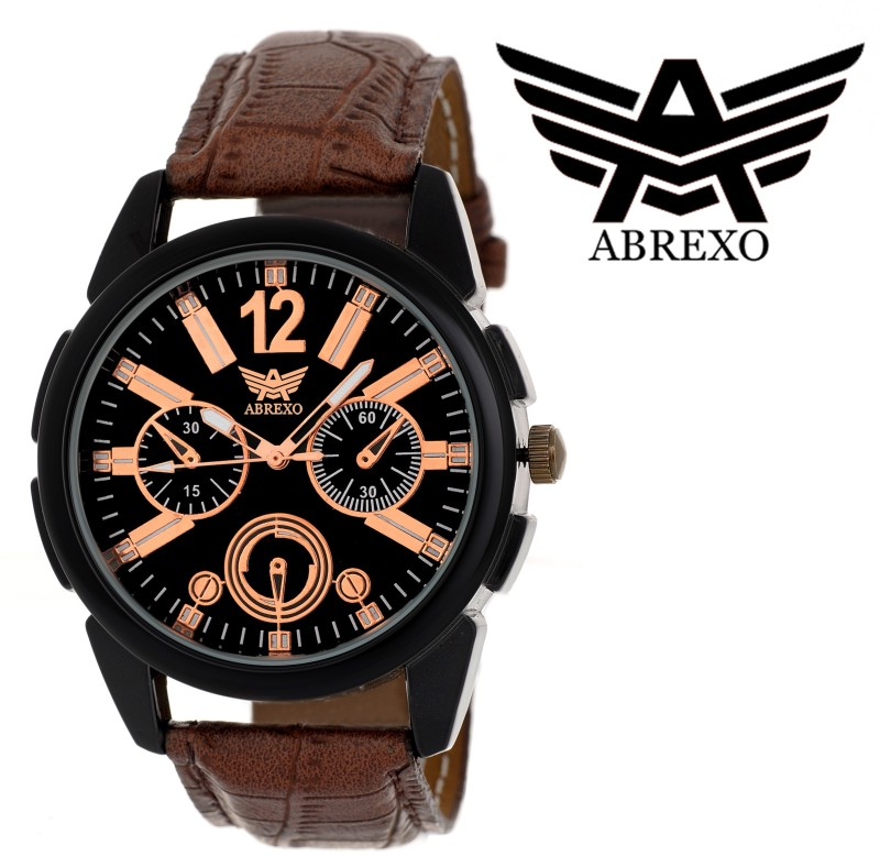 Abrexo Abx 1886 BR Analog Watch For Men