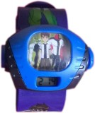 Rana watches BN10DGPURPRJ Digital Watch ...