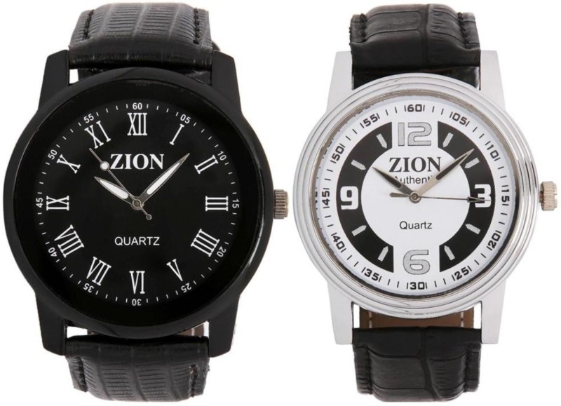Zion 1078 Analog Watch For Men