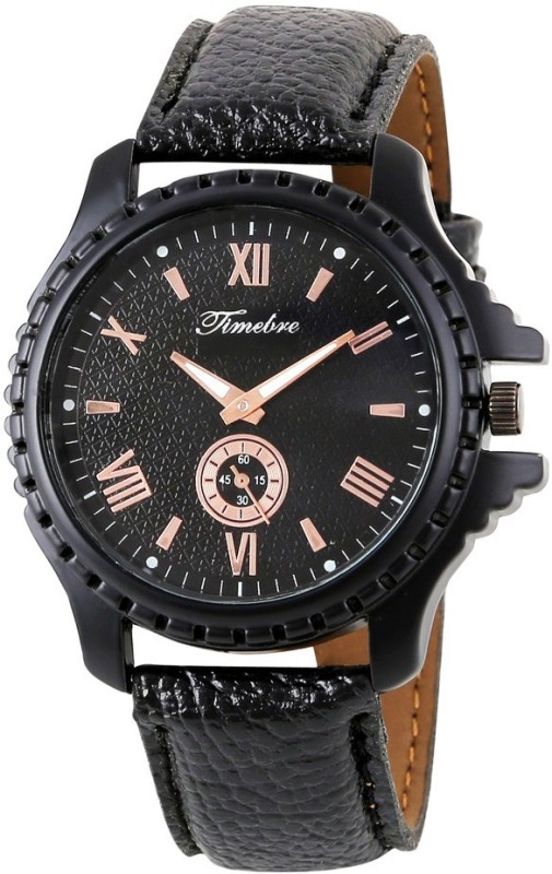 Timebre GXBLK305 Royal Swiss Analog Watch For Men