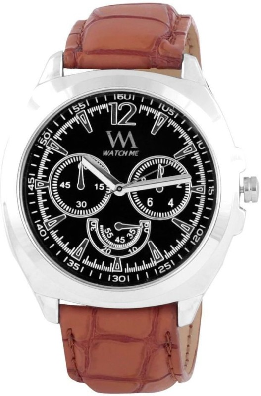 Watch Me WMAL 038 Bvjeasy Analog Watch For Men
