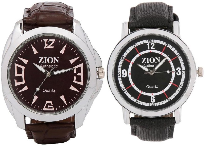 Zion 1010 Analog Watch For Men