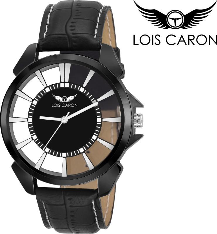 Lois Caron LCS 4160 TRANSPARENT Analog Watch For Men