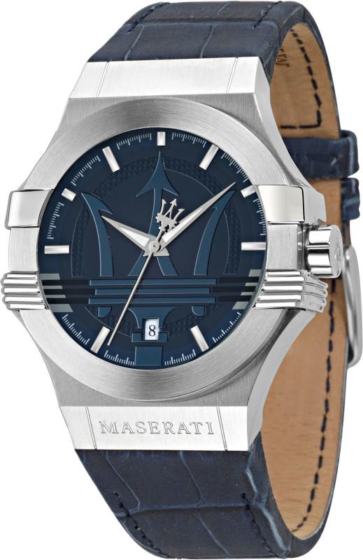 Maserati R8851108015 Potenza Analog Watch For Men