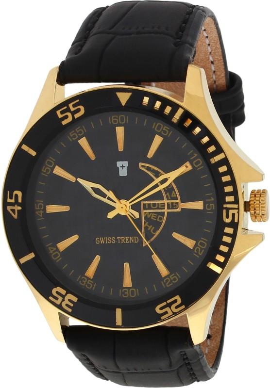 Swiss Trend ST2232 Elegant Analog Watch For Men