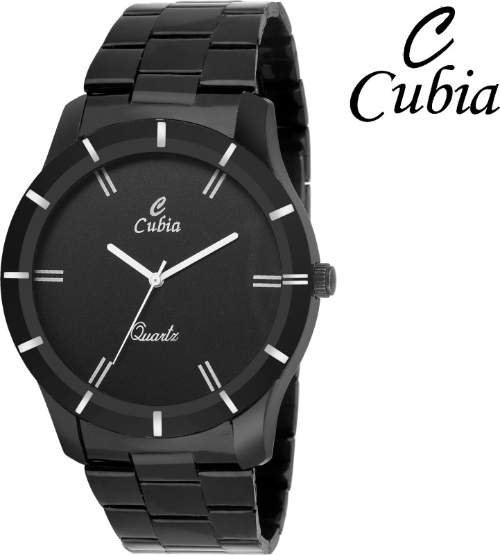CUBIA CB1014 special Black collection Analog Watch For Men