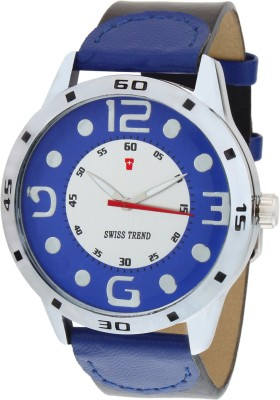 Swiss Trend ST2010 Latest Trend Analog Watch  - For Boys, Men