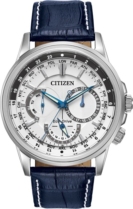 Citizen BU2020 11A Eco Drive Analog Watch For Men