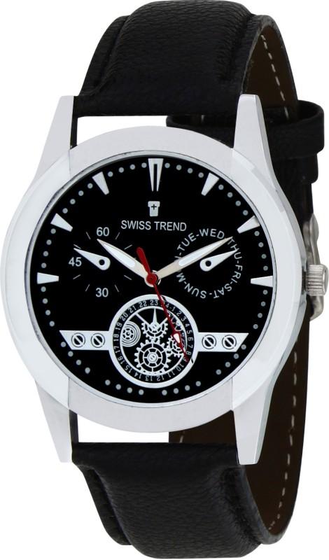Swiss Trend ST2100 Elegant Analog Watch For Men