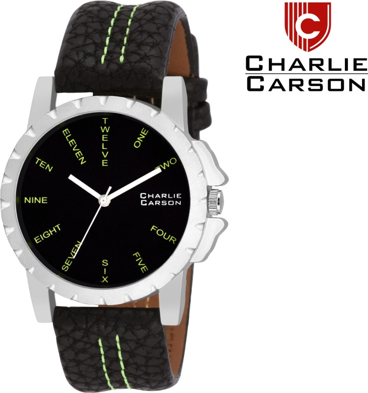 Charlie Carson CC023M Analog Watch For Men