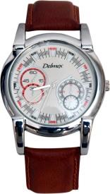 Delmex DX5 Analog Watch - For Men