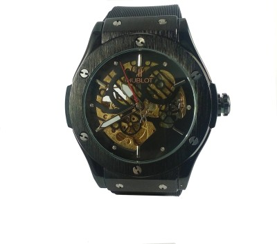 hublot geneve watches men price at flipkart snapdeal hublot geneve automatic analog watch for men available at flipkart for rs 6589