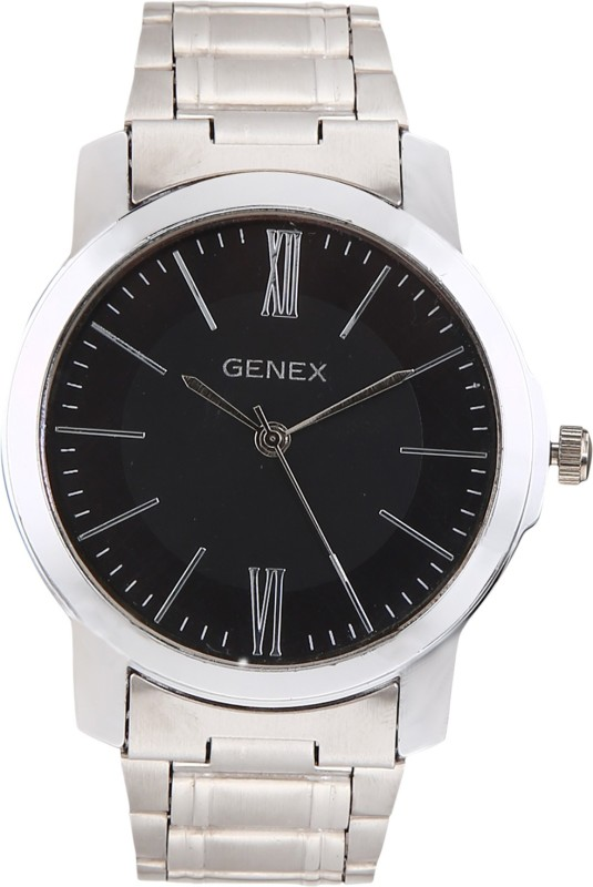 Genex GXWH 5707 Wisdom Analog Watch For Men