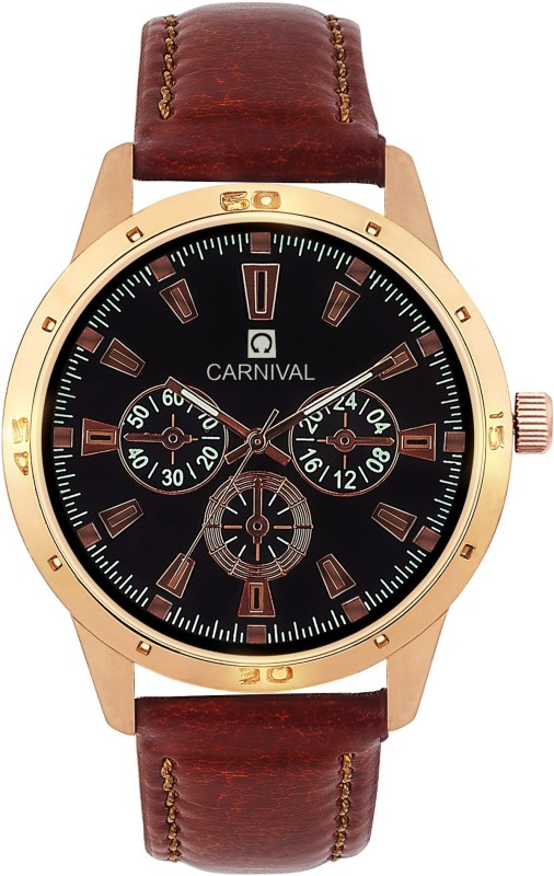 Carnival C0005 Analog Watch For Men