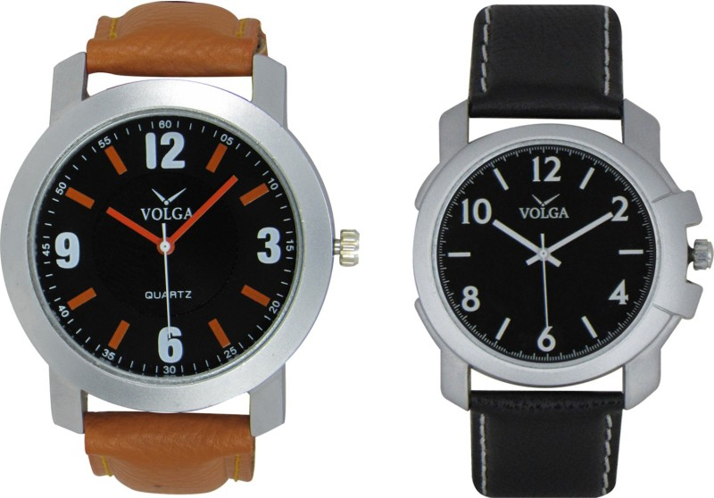 VOLGA Branded Leather Quality Designer Dial Diwali WATEN6XGYGHHQP76