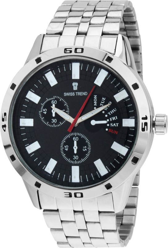 Swiss Trend ST2022 Robust Analog Watch For Men