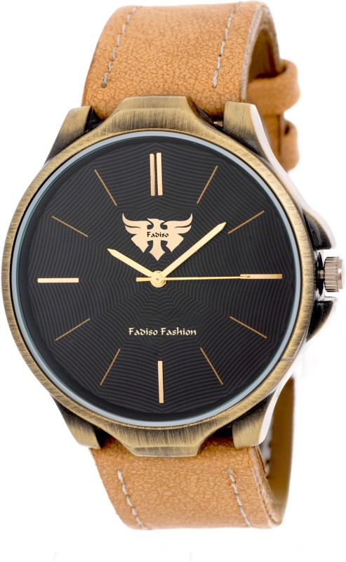 Fadiso Fashion FF 1555GD Urban Collection Analog Watch For Men
