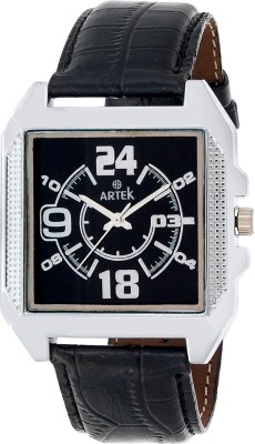 ARTEK ARTK-3022-0-BLACK Analog Watch  - For Men