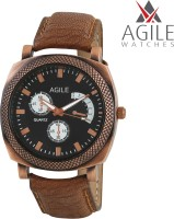 Agile AGM078 Analog Watch For Men