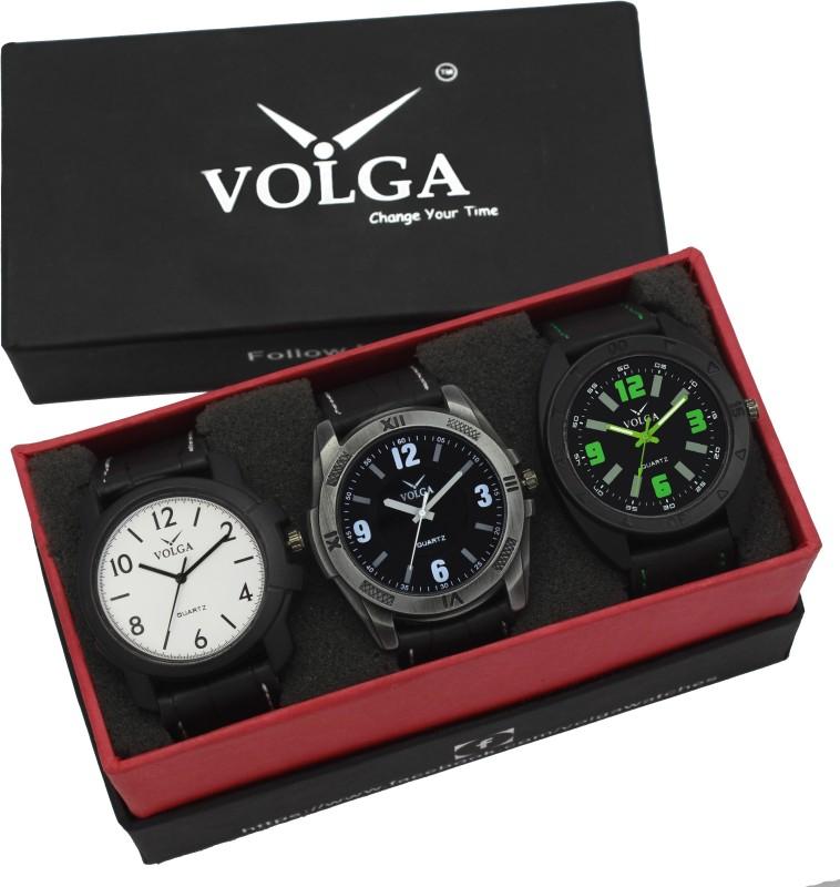 VOLGA VLW05 13 18 34 Mens Leather Belt Combo With Designer Stylis