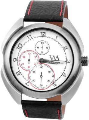 Watch Me WMAL-0078-Whitex Watches Analog Watch  - For Men