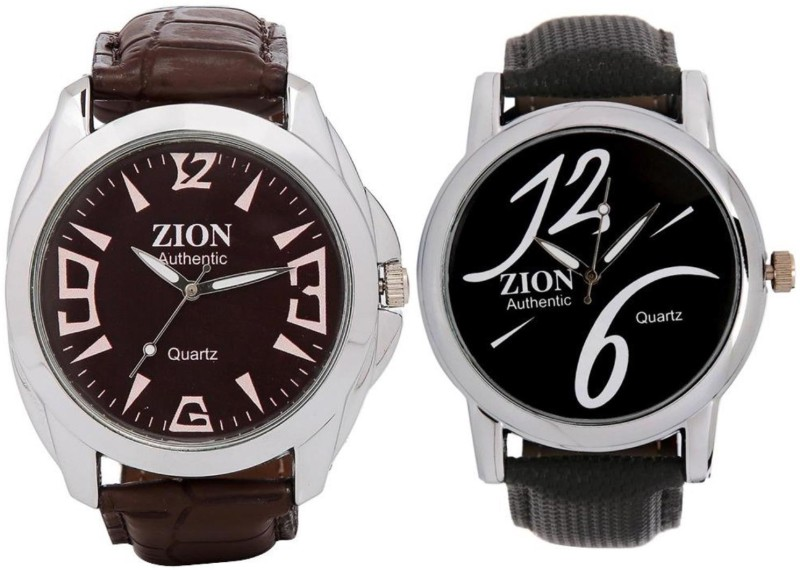 Zion 1014 Analog Watch For Men