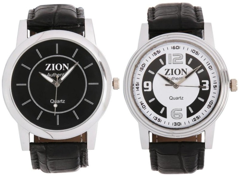 Zion 1033 Analog Watch For Men