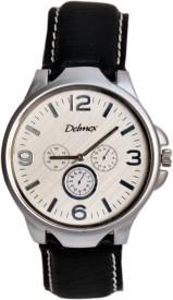 Delmex DX6 Analog Watch - For Men
