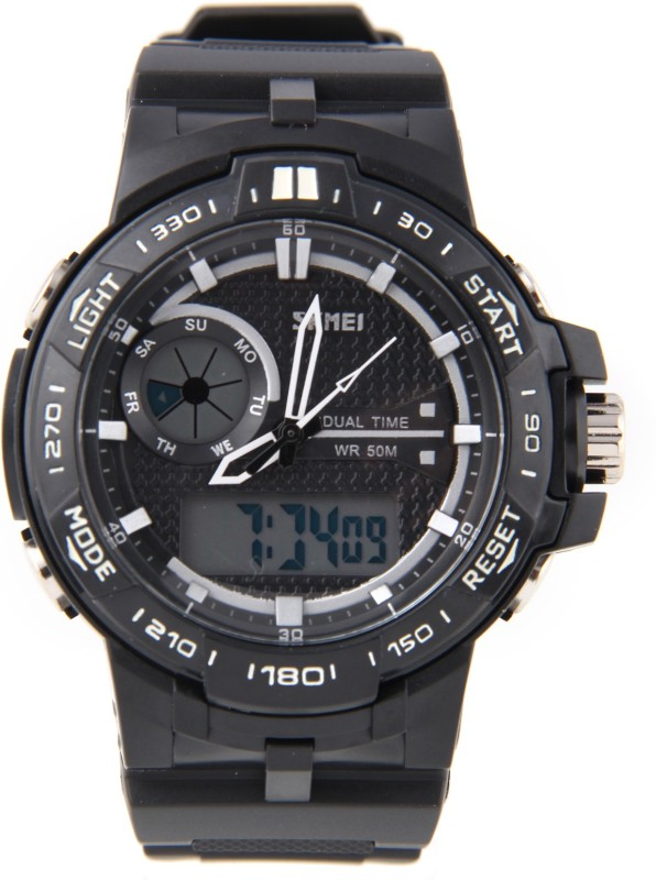 Skmei 1070 Analog Digital Watch For Men