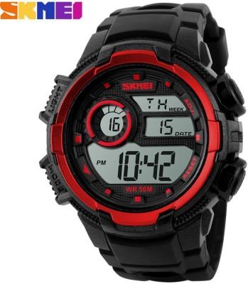 Skmei Gmarks-3111-Red Digital Watch - For Men & Women