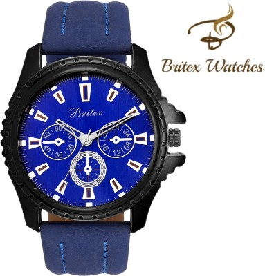 Britex BT6077 Chic~Cronógrafo Edition Analog Watch  - For Boys, Men